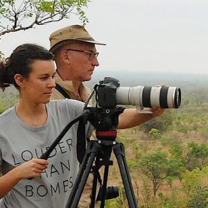 BURKINA FASO – ELEPHANT CORRIDOR – SHEA